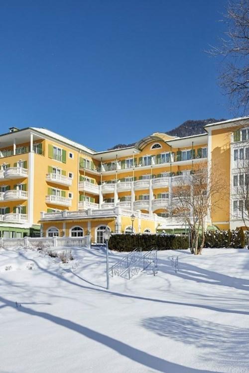 Hotel Das Alpenhaus, ski hotel in Bad Hofgastein, ski Austria, exterior