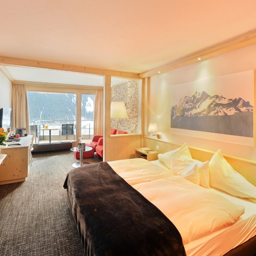 Hotel Eiger-Grindelwald ski hotel lifestyle room