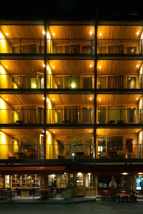 Hotel Eiger-Grindelwald ski hotel exterior