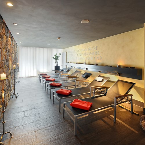 Grindelwald ski resort Hotel Eiger relaxation room