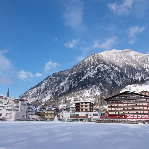 Hotel Germania-ski accommodation in Bad Hofgastein-hotel location