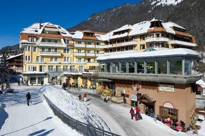 4* Hotel Silberhorn
