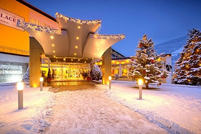 4* Johannesbad Hotel Palace