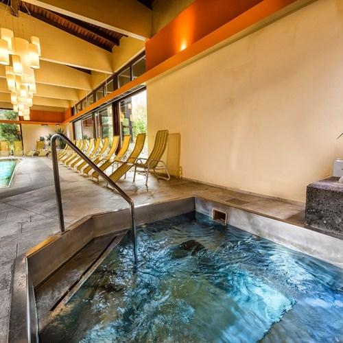 Hotel Palace, ski accommodation in Bad Hofgastein, Austria, hot tub