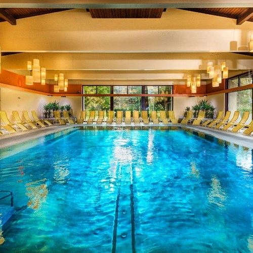 Hotel Palace, ski accommodation in Bad Hofgastein, Austria, indoor pool