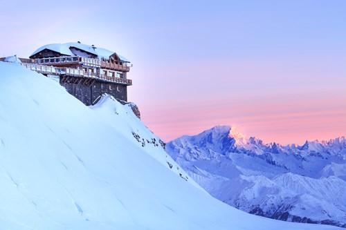 Courchevel ski, snow sure