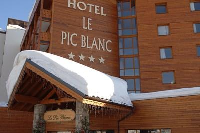 4* Hotel Le Pic Blanc