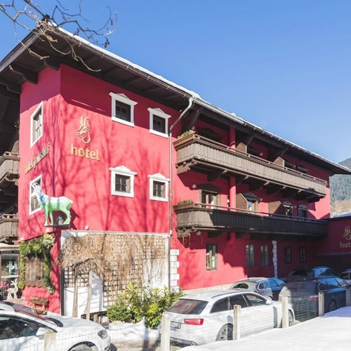 Hotel Gamshof-kitzbuhel ski accommodation-hotel exterior