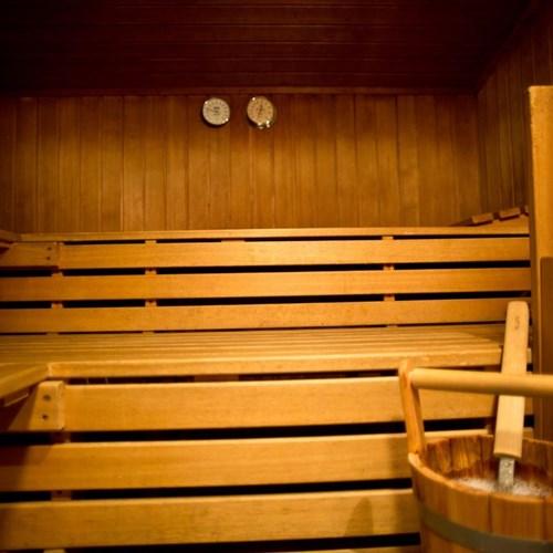 Hotel Gamshof-kitzbuhel ski accommodation-wooden sauna