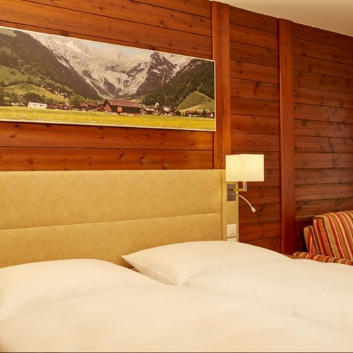 Comfort room at H+ Hotel & SPA in Engelberg