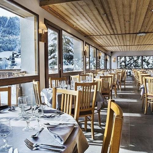 Hotel Alpen Roc-La Clusaz-France-restaurant