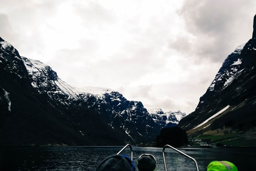 Norway Fjord boat tour, Flam