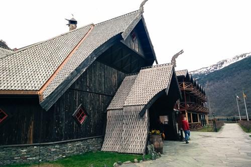 Viking Hotel, Flam - Norway