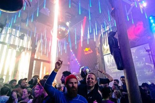 Hemsedal, Norway apres party
