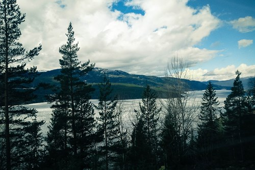lake, skiing in Norway, Norefjell